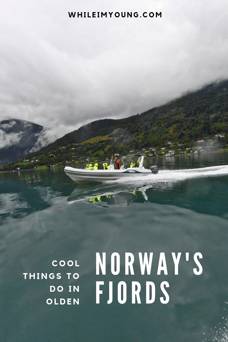 Cool things to do in Olden, the Norwegian Fjords