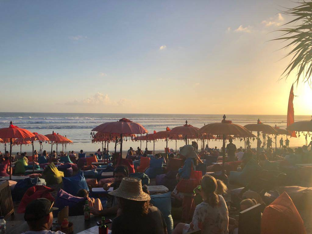 Best things to do in Seminyak: watch the sunset