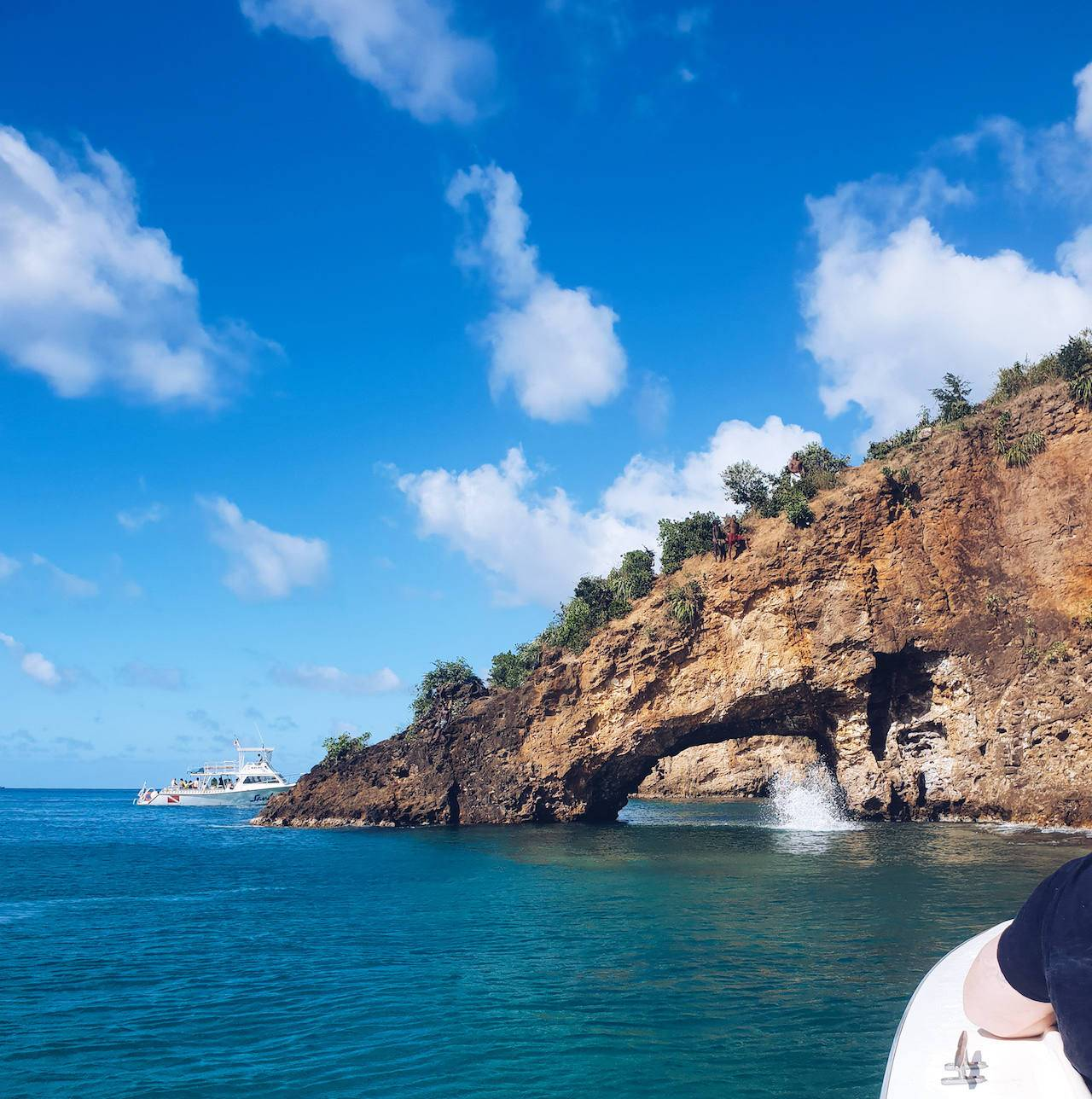 Best boat trips and excursions in Saint Lucia