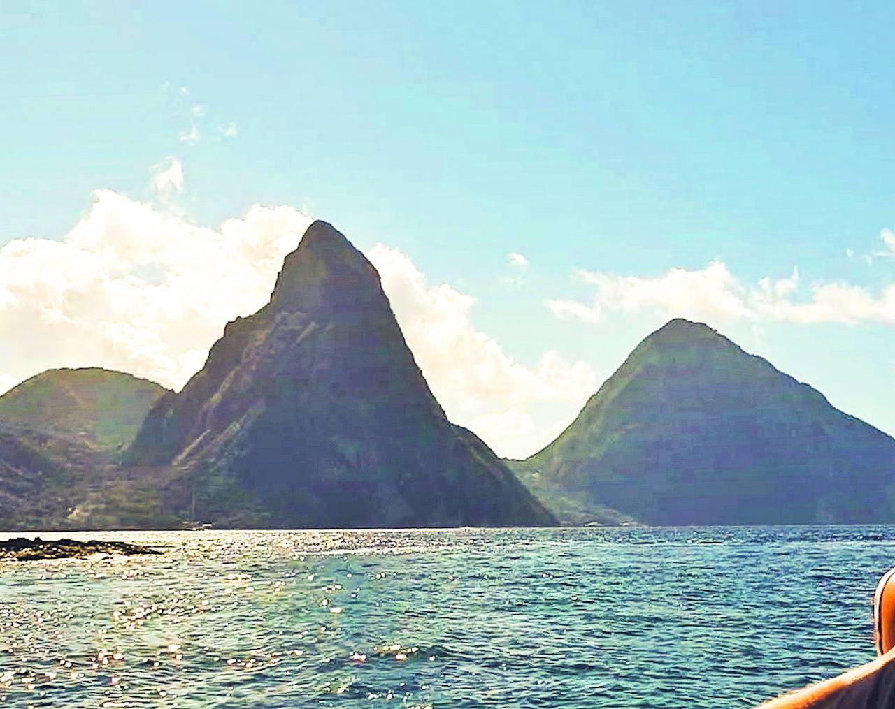 How to hike the Pitons in Saint Lucia