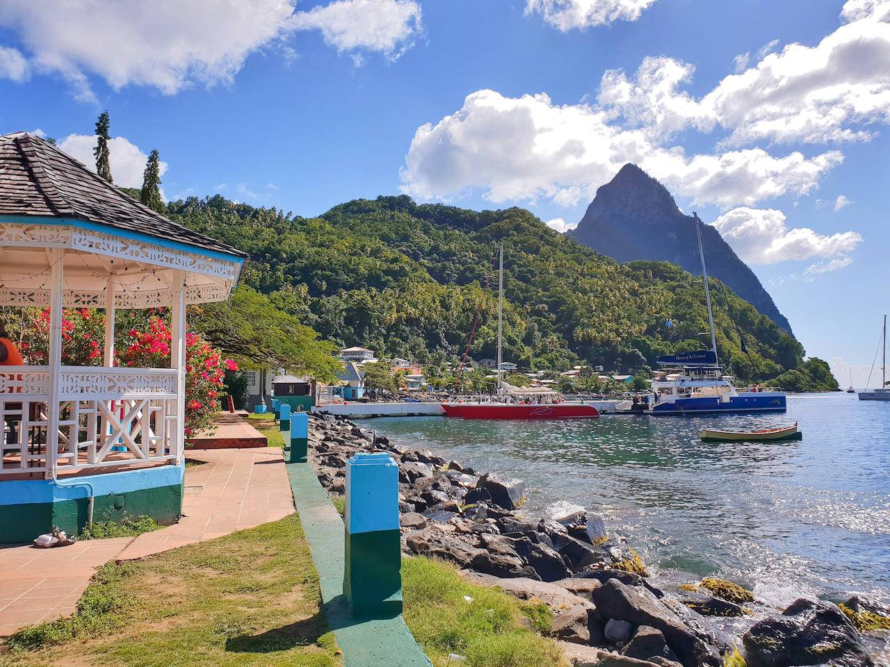 What to do in Soufriere, Saint Lucia