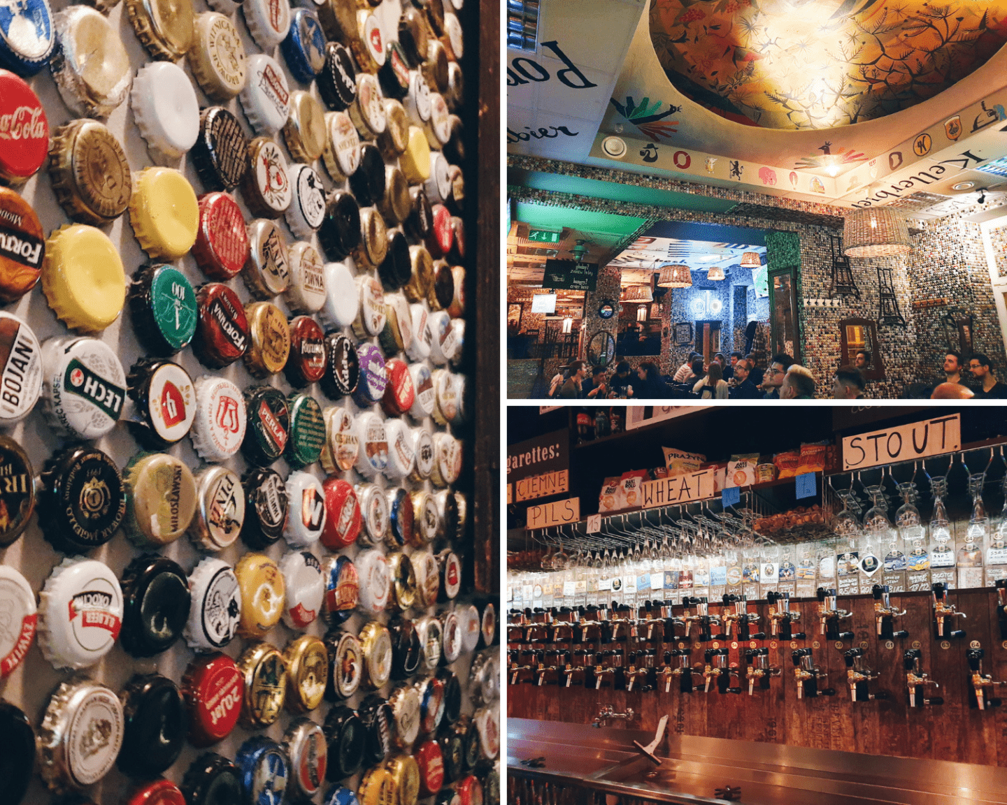Best pub in Warsaw for craft beer