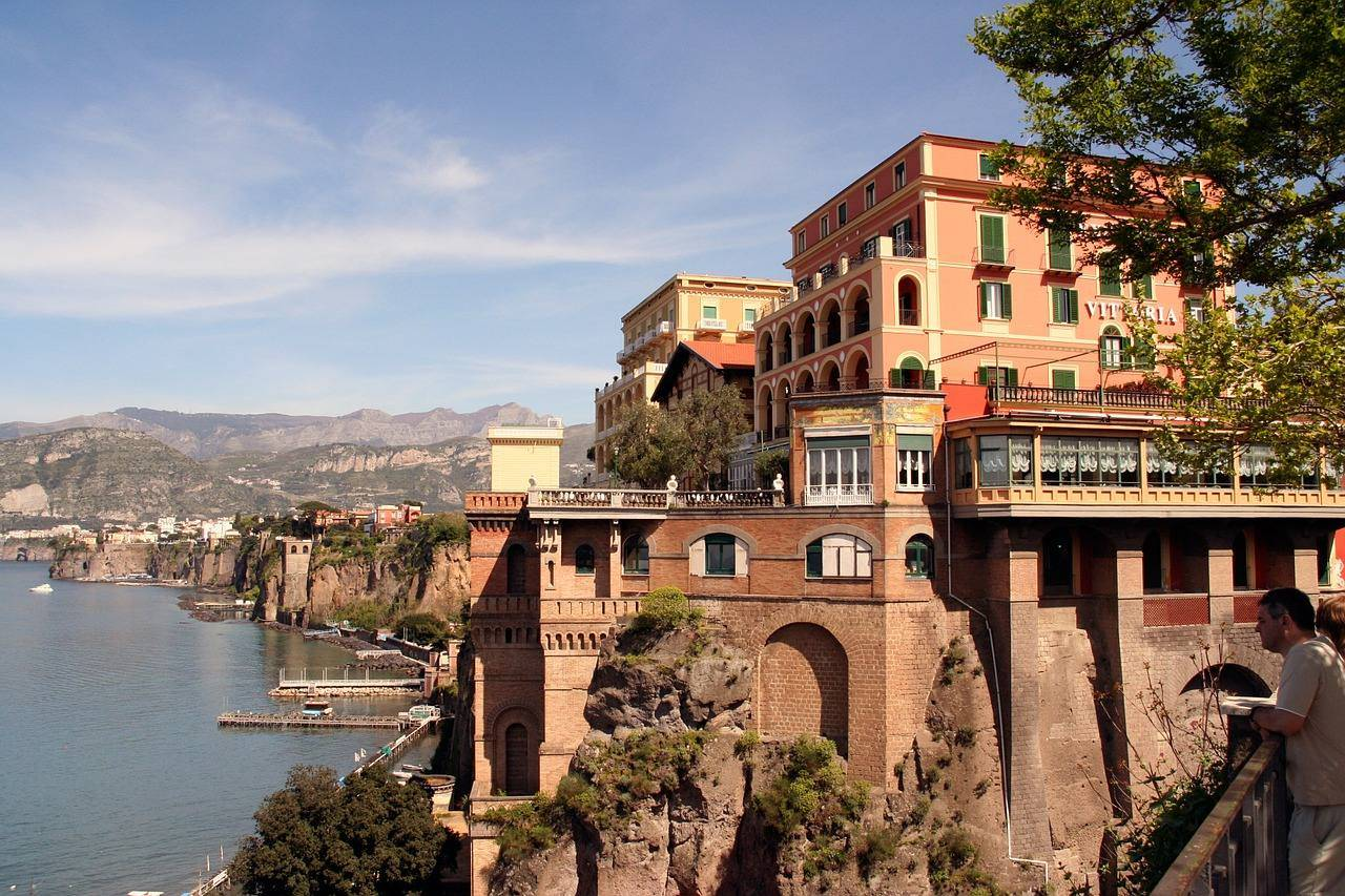 Planning a destination wedding in Sorrento, Italy: finding a venue