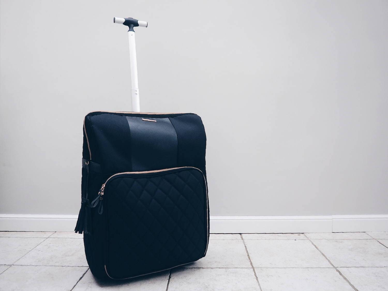 Cabin Max Travel Hack Pro Rose Gold Cabin Bag: traveller review