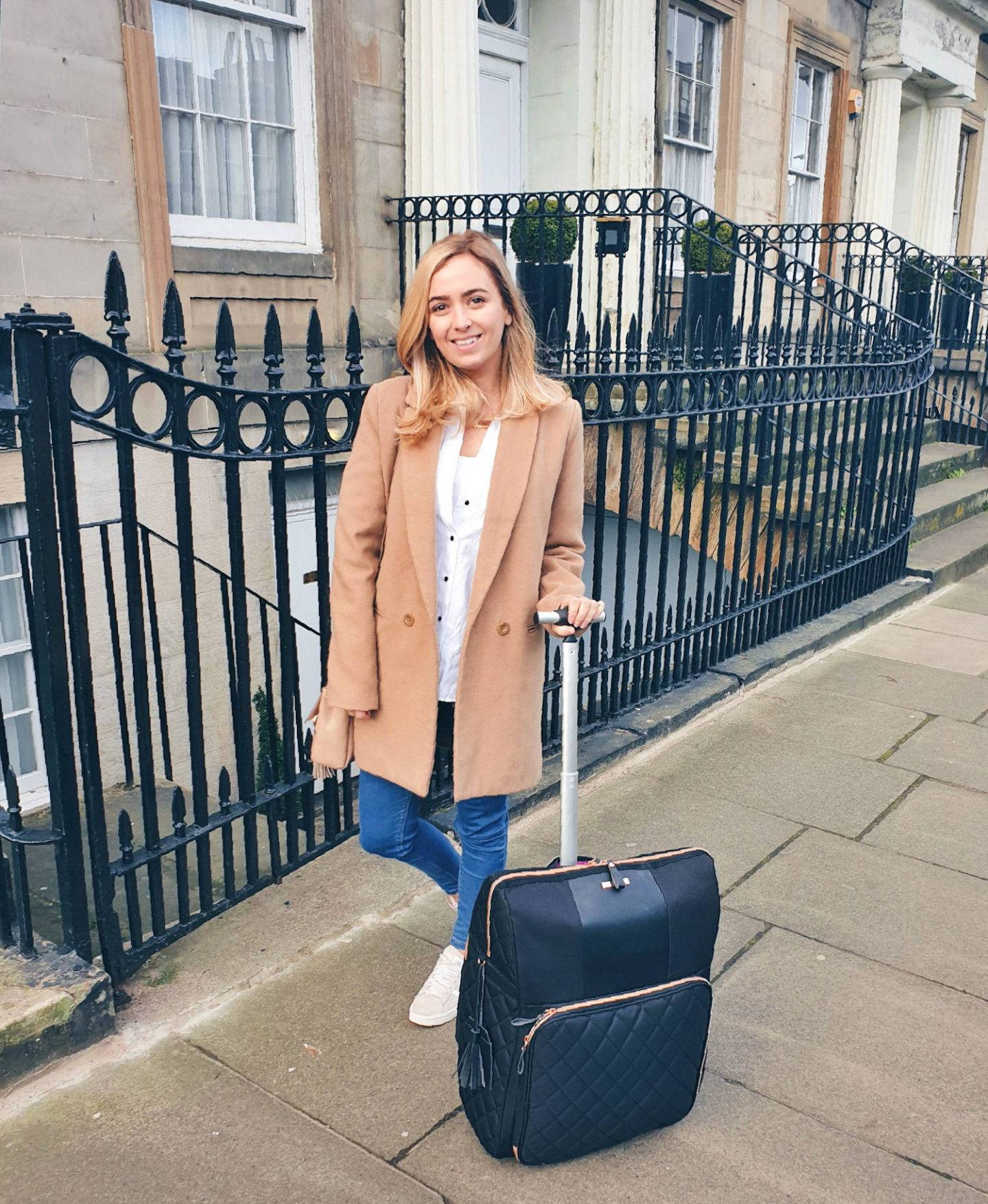Travel Hack Pro Cabin Bag Review: The Most Stylish Women's Carry-On