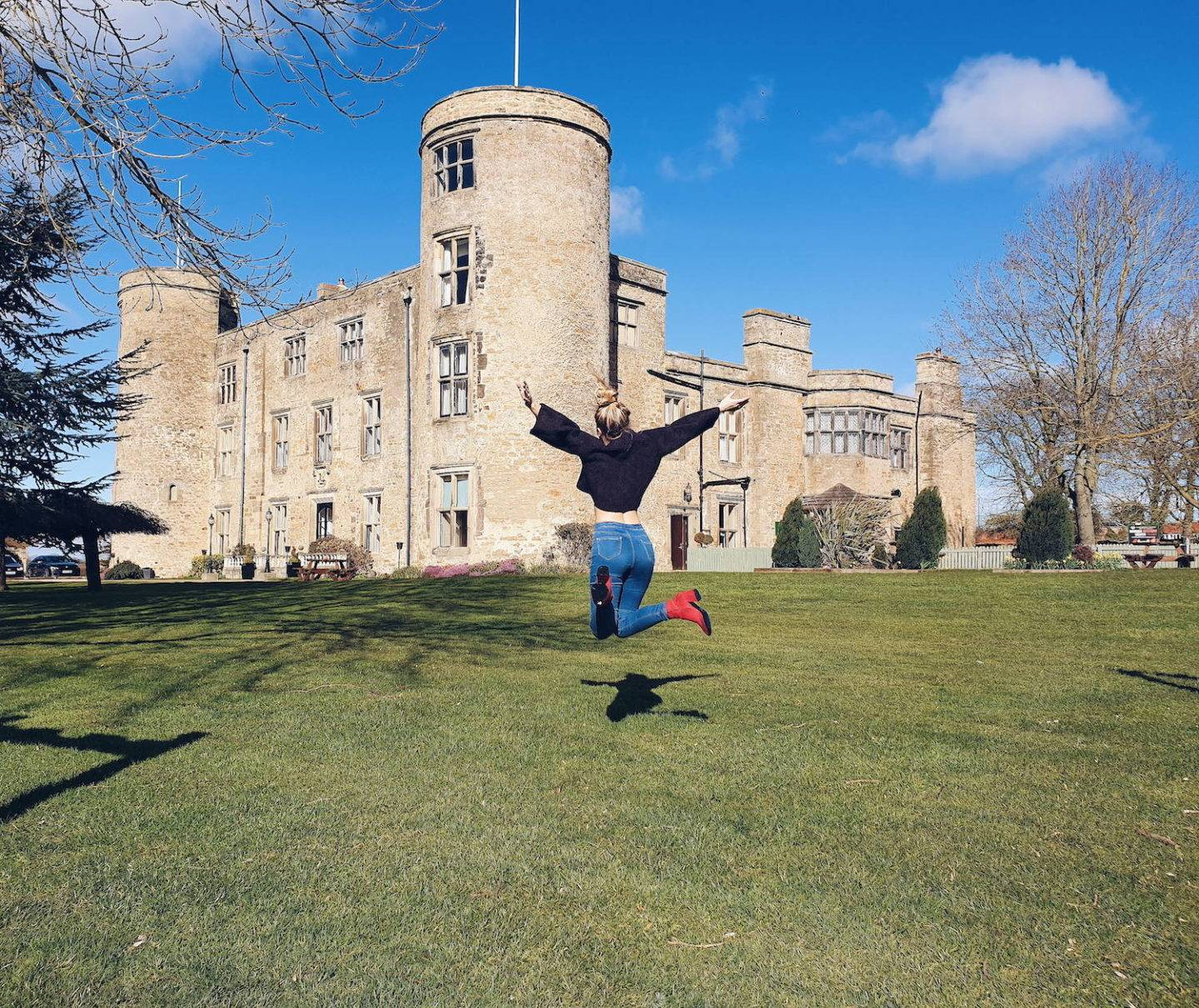 Walworth Castle Hotel review