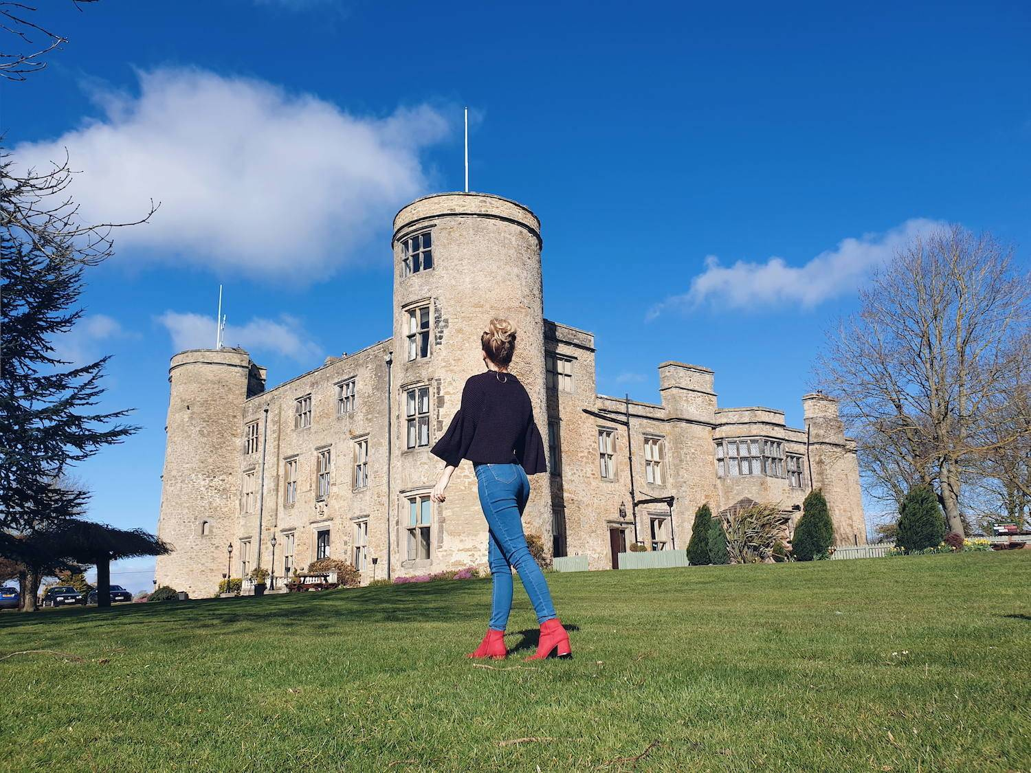 Walworth Castle Hotel review: a luxury castle stay in North East England England