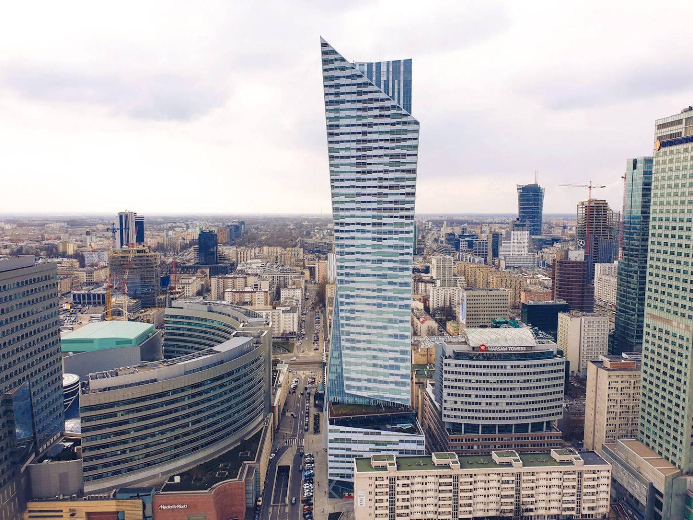 Best views in Warsaw