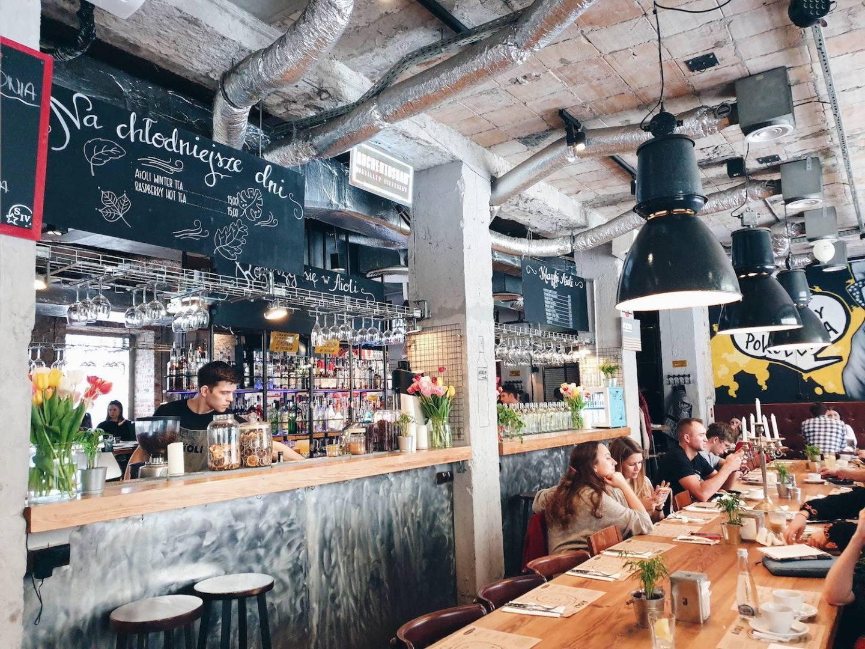 Where to eat breakfast in Warsaw