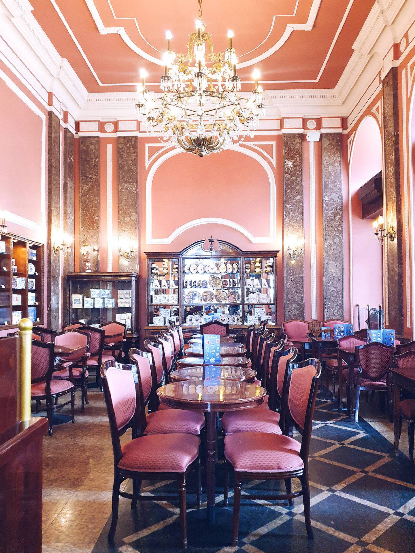 E.Wedel Chocolate Lounge in Warsaw