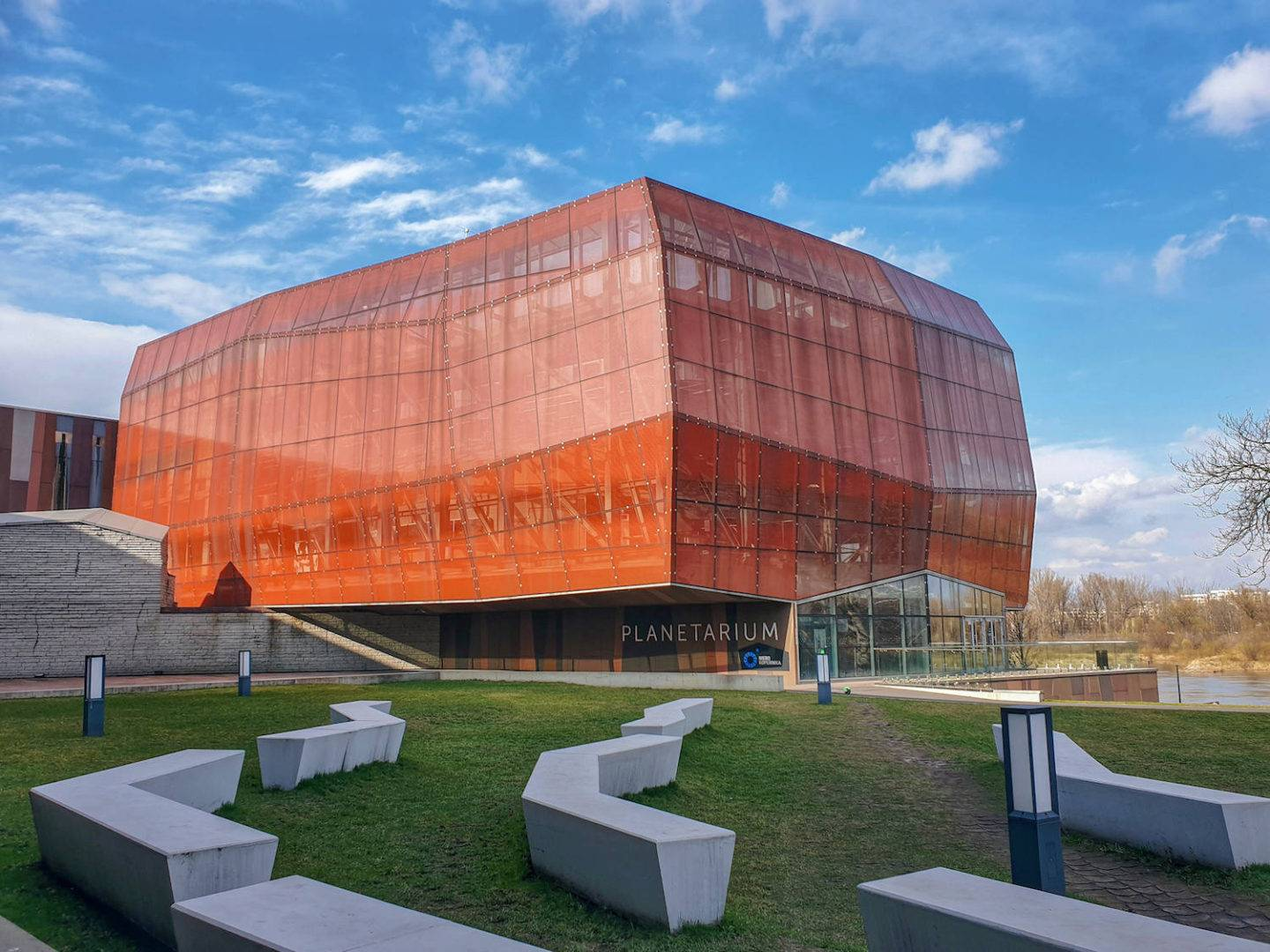 Rainy day activities in Warsaw: Copernicus Science Museum