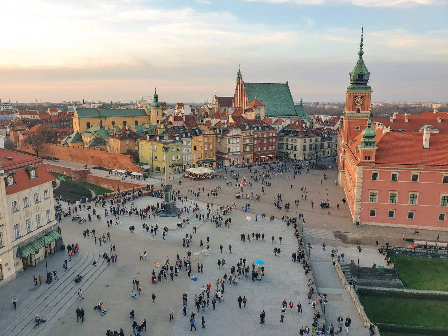 Warsaw things to do in 3 days
