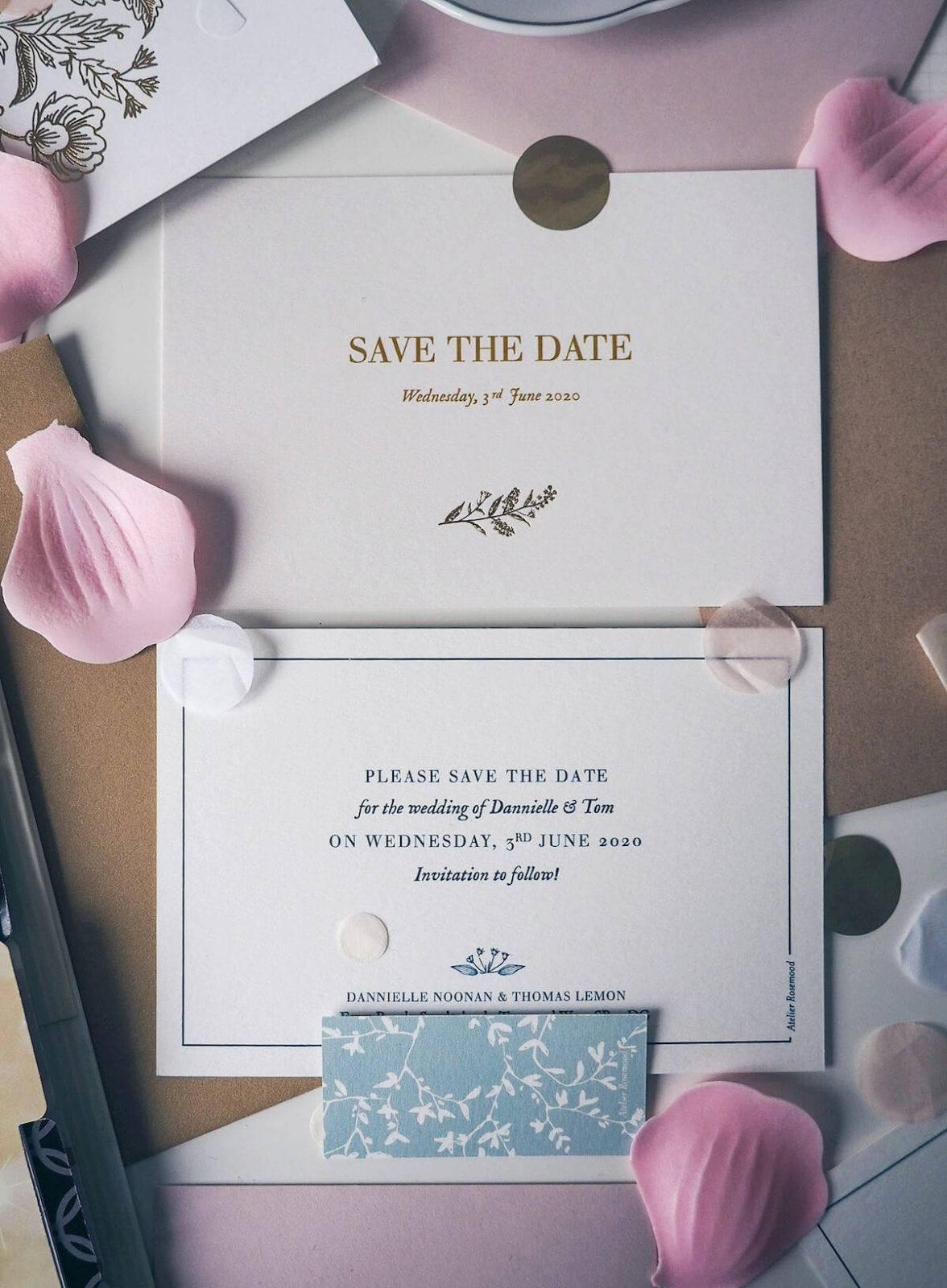 Destination Wedding Diaries: Creating Our Invitations