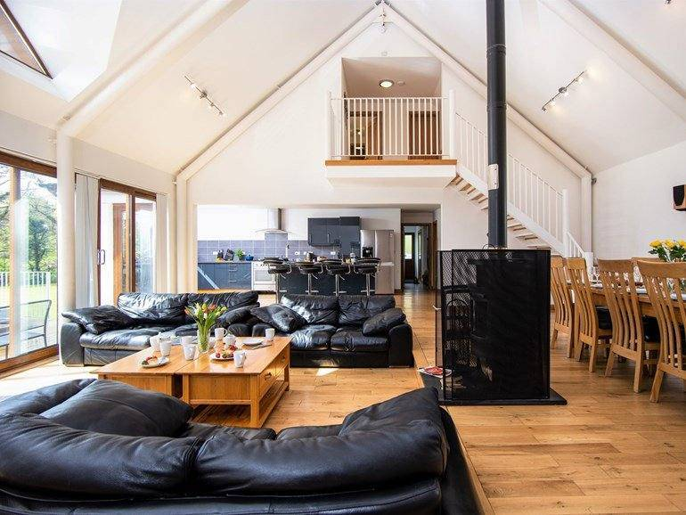 Brook Haven, Bude holiday home for 16