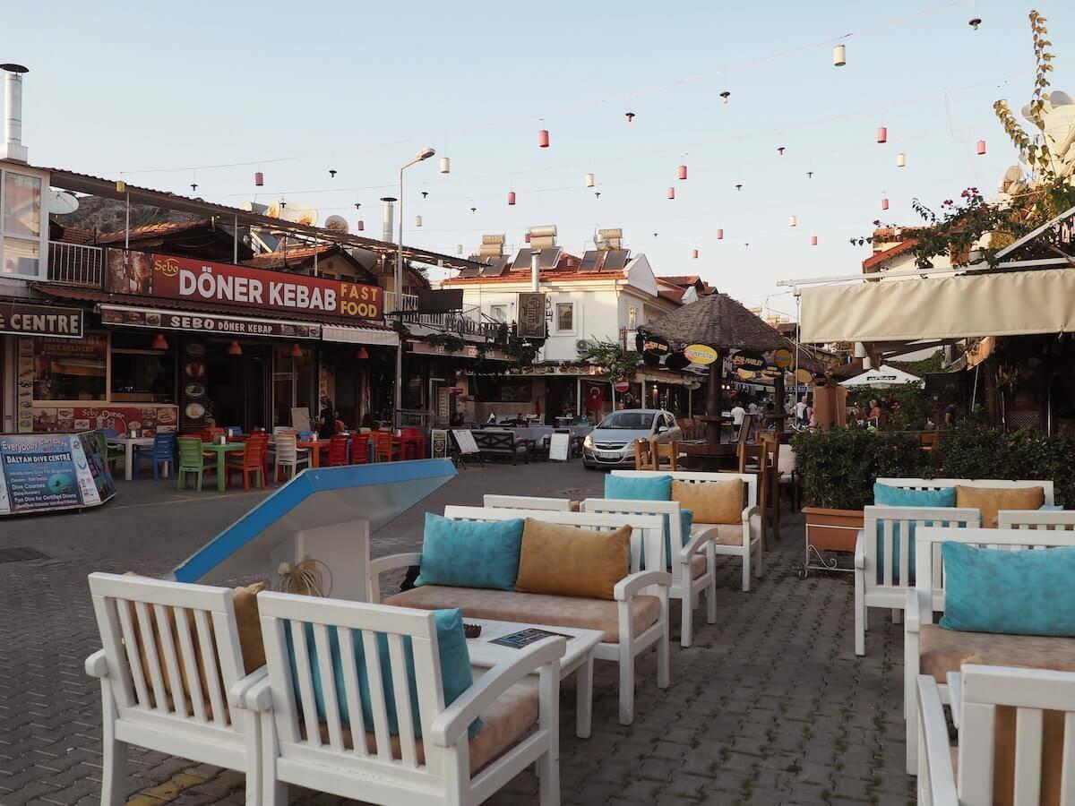 Dalyan street