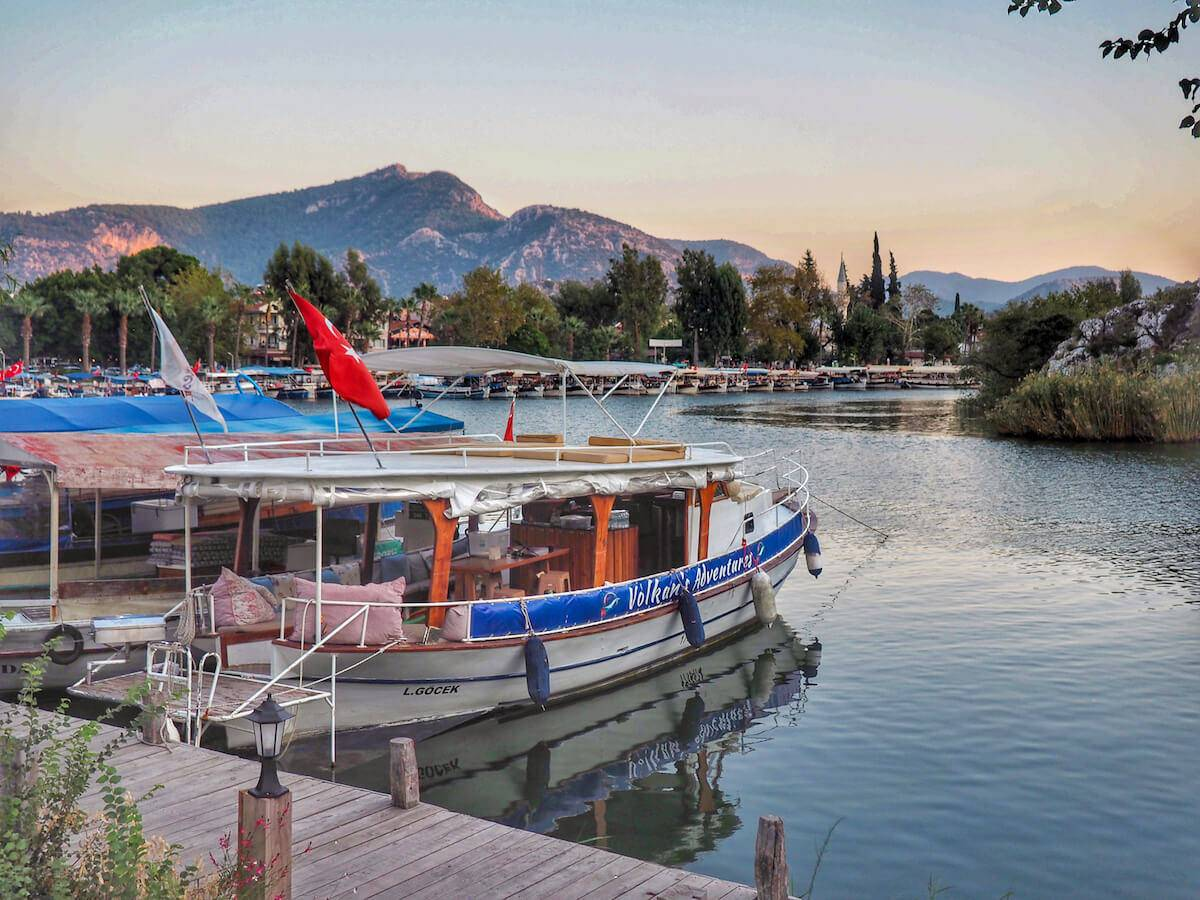 Last stop on our Turkey itinerary: Dalyan